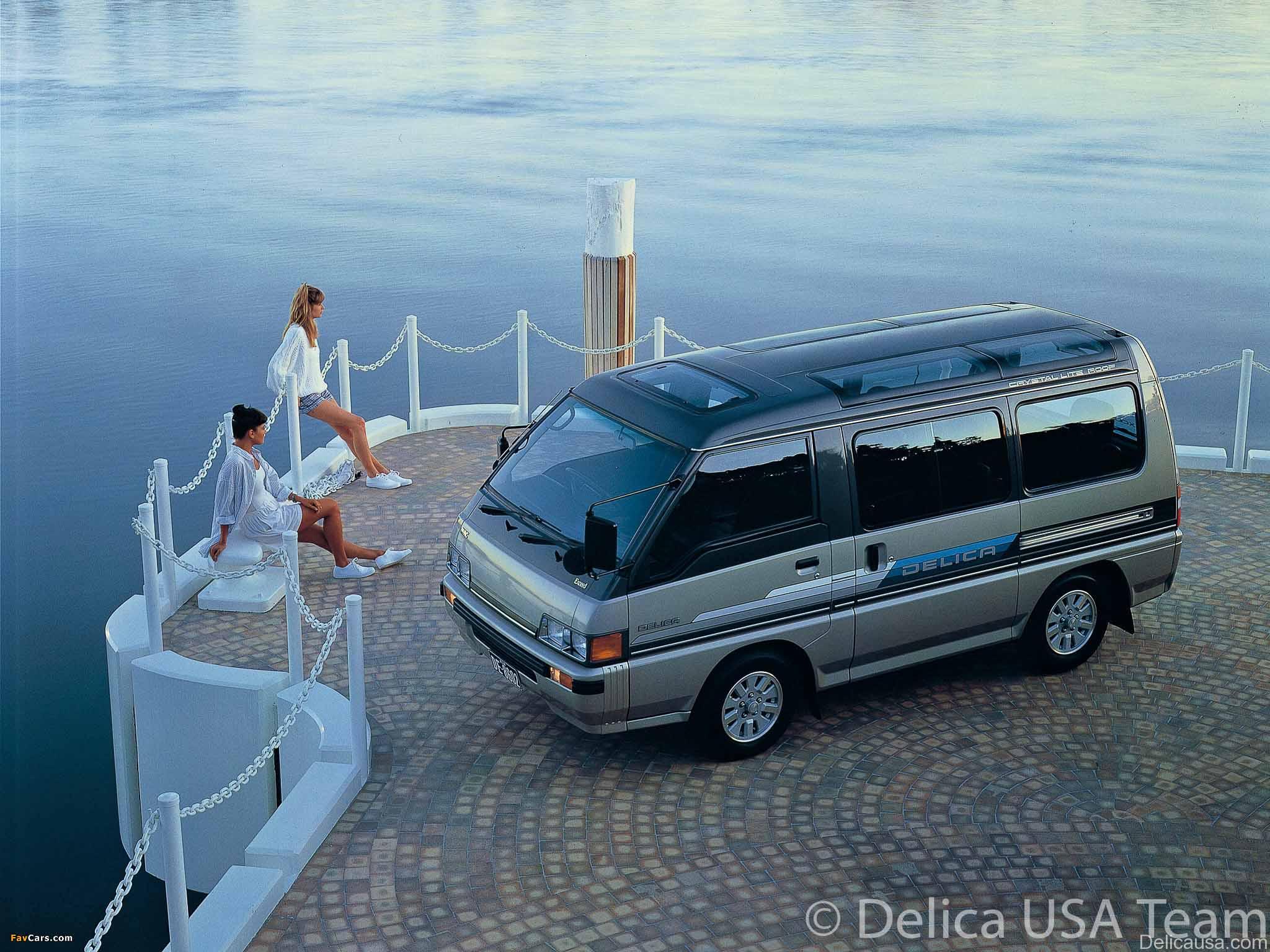 Mitsubishi Delica For Sale Usa