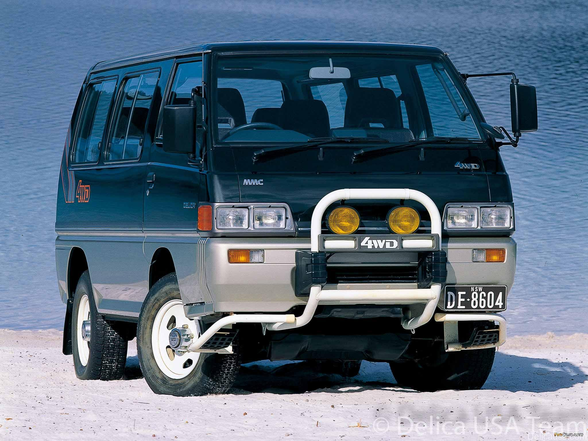 c5fcd9661a Delica Star Wagon is one of the most popular vehicle among explorers all  around the world.