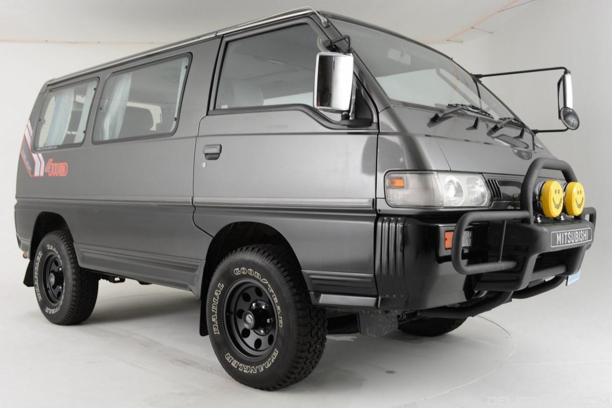 1991 Mitsubishi Delica GLX