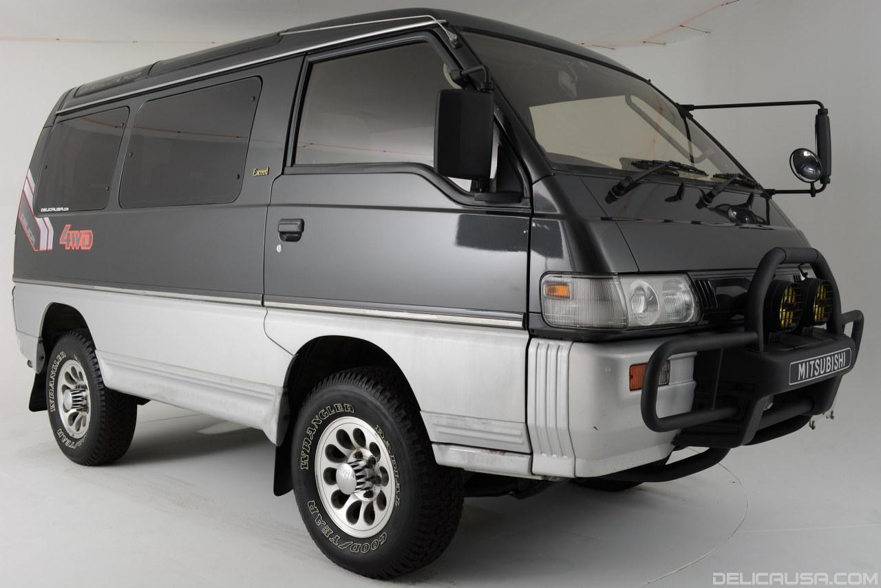 Loan Rate Calculator >> 1992 Mitsubishi Delica Exceed | DelicaUSA
