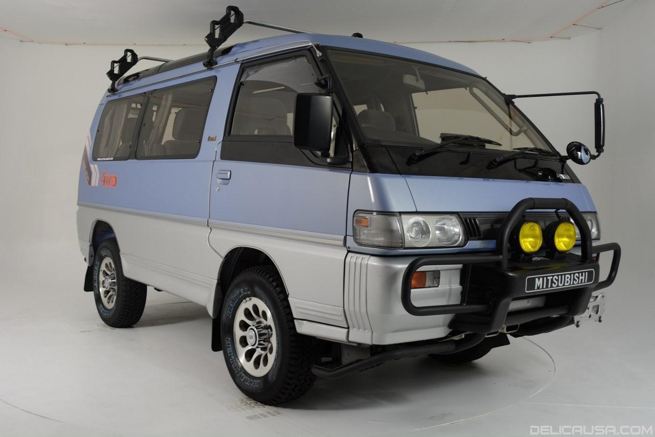 Air Mileage Calculator >> 1992 Mitsubishi Delica Exceed | DelicaUSA