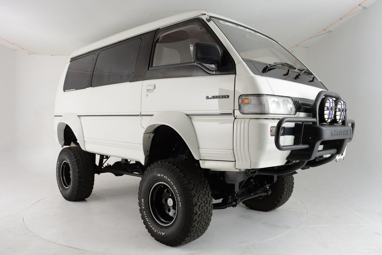 Vehicle Vin Number >> 1993 Mitsubishi Delica GLX | DelicaUSA